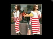 Natalia Maxi Dress Knit